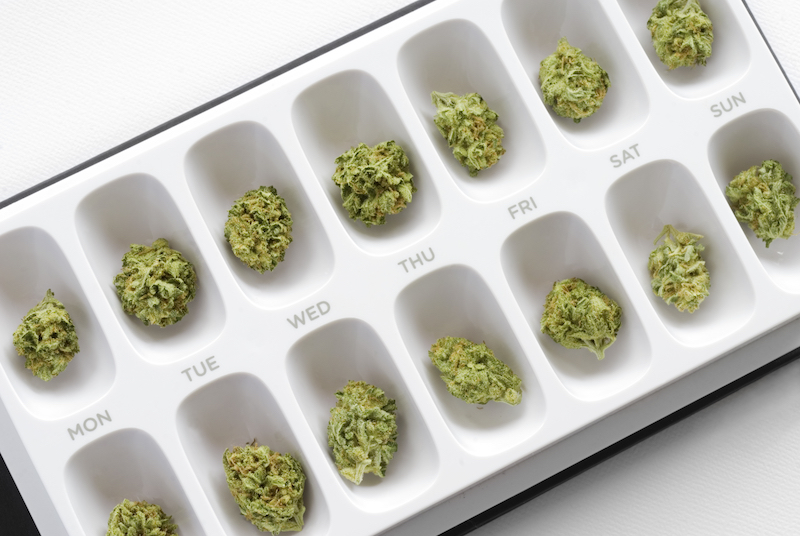 Microdosing Cannabis: Get More With Less